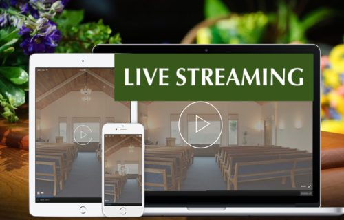Funeral-webcasting