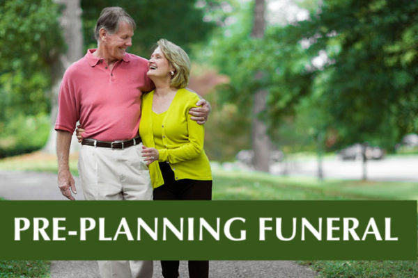 Pre-Planning Funeral