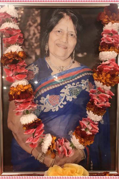 Vijayalaxmi Rasela