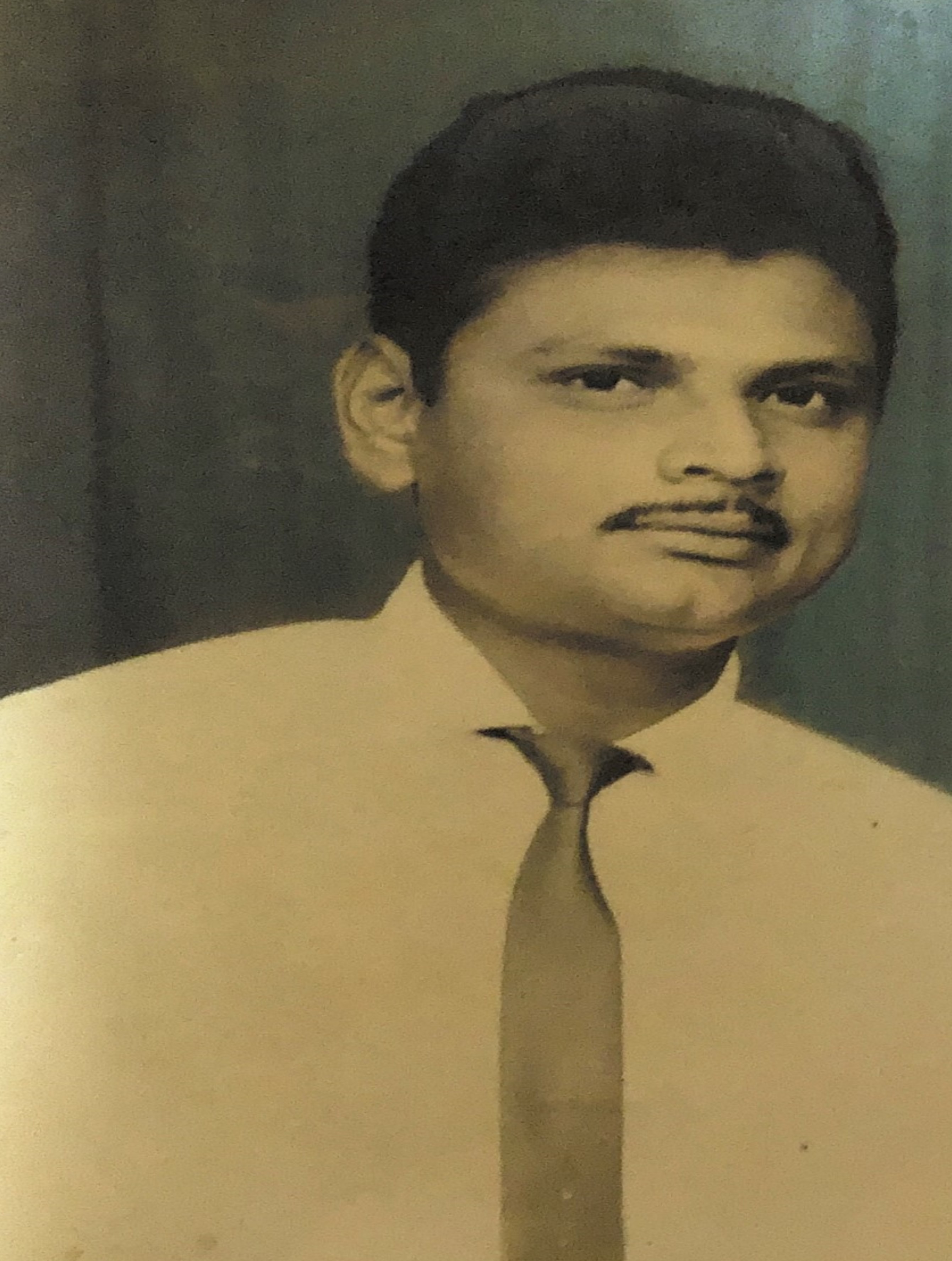 Ved Prakash Singh